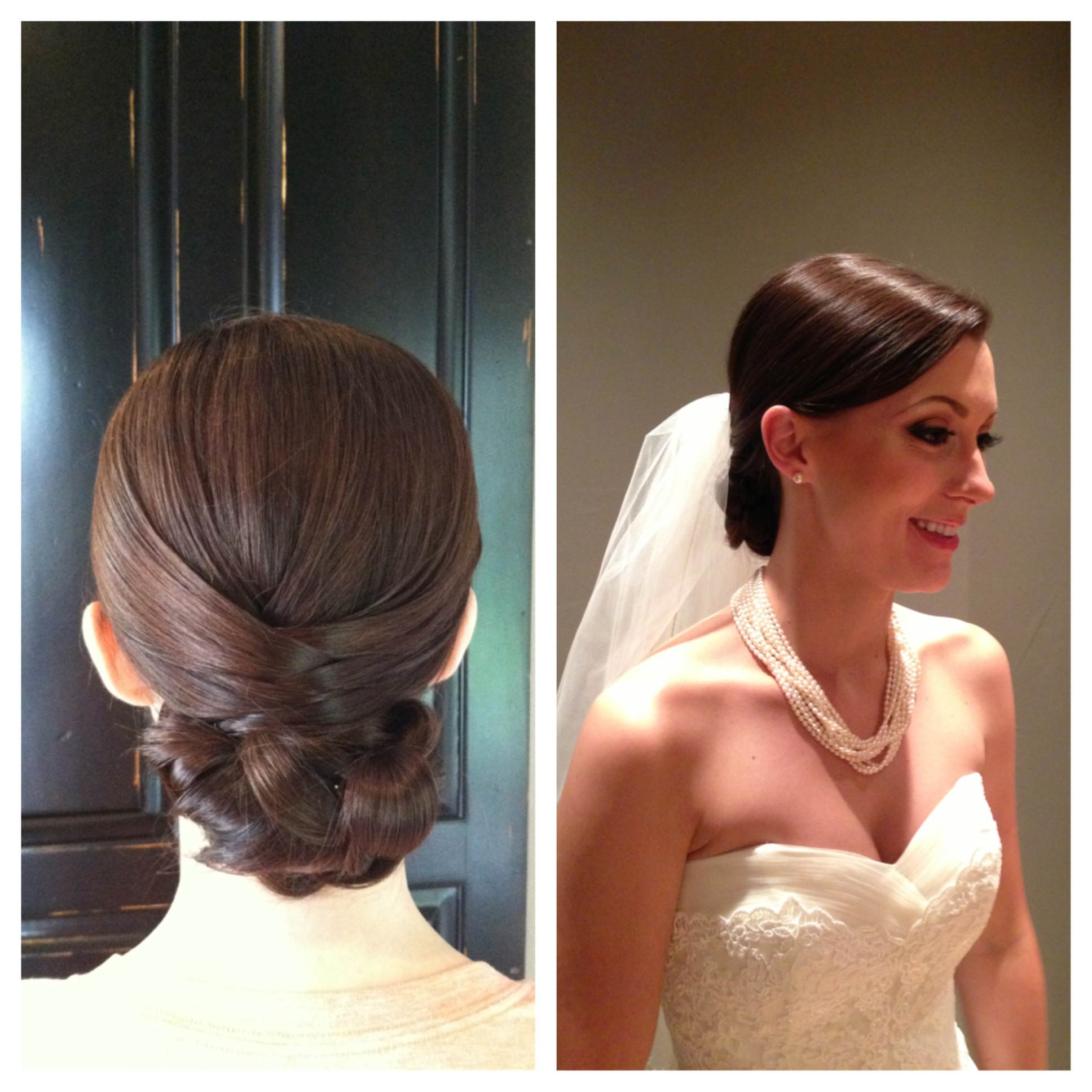 Santa Fe Wedding Hair Heather Chapman Hair